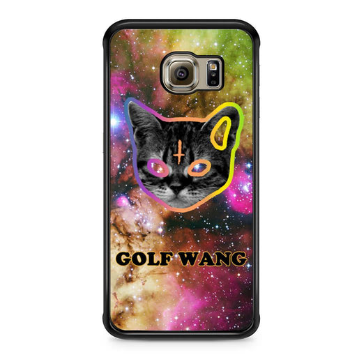 OFWGKTA Odd Future Wolf Gang Cat Samsung Galaxy S6 Edge case