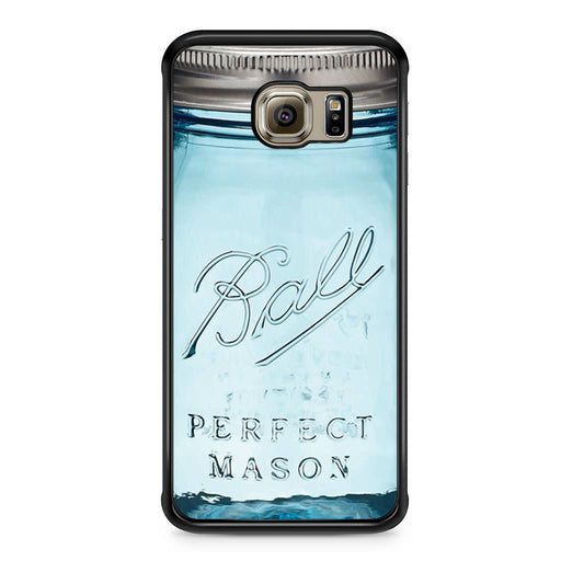 Mason Jar Samsung Galaxy S6 Edge case