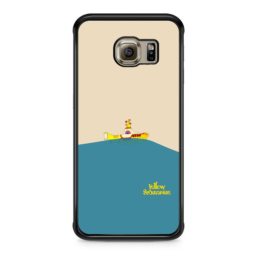 The Beatles Yellow Submarine Samsung Galaxy S6 Edge case