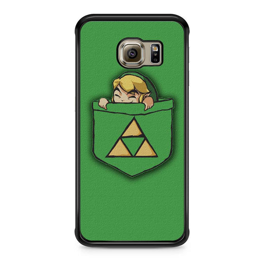 Zelda Pocket Link Samsung Galaxy S6 Edge case