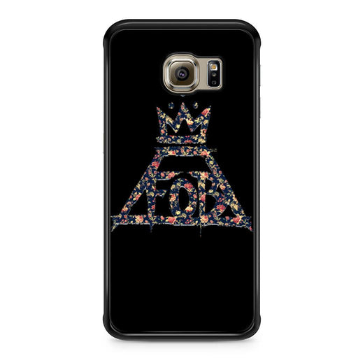Fall Out Boy Flower Samsung Galaxy S6 Edge case