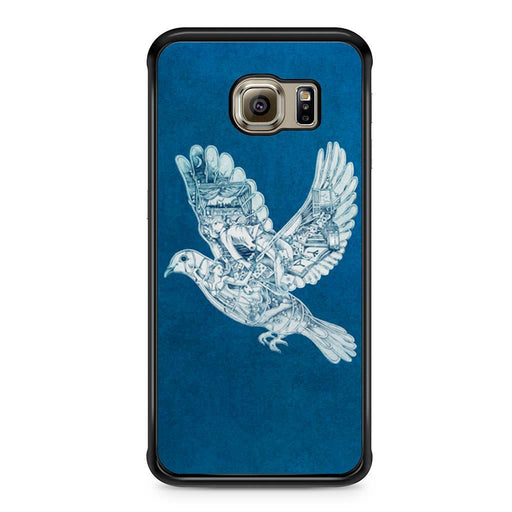 Coldplay Magic Samsung Galaxy S6 Edge case