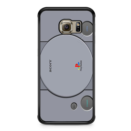 Original Sony Playstation 1st Generation Samsung Galaxy S6 Edge case
