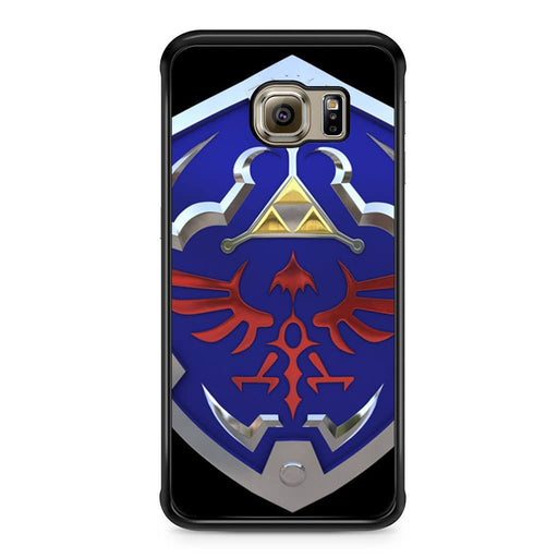 Zelda Hyrule Shield Samsung Galaxy S6 Edge case