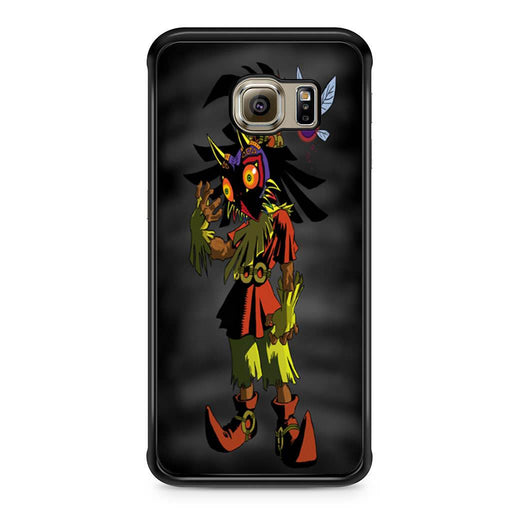 Zelda Majora's Mask Samsung Galaxy S6 Edge case
