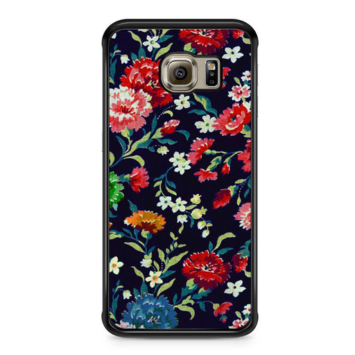 Vampire Weekend Floral Pattern Samsung Galaxy S6 Edge case