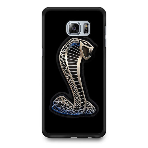 Ford Mustang Shelby Logo Samsung Galaxy S6 Edge+ case