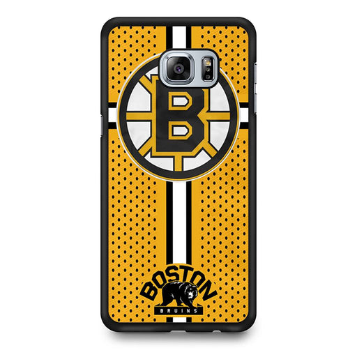 Custom Boston Bruins Hockey Samsung Galaxy S6 Edge+ case