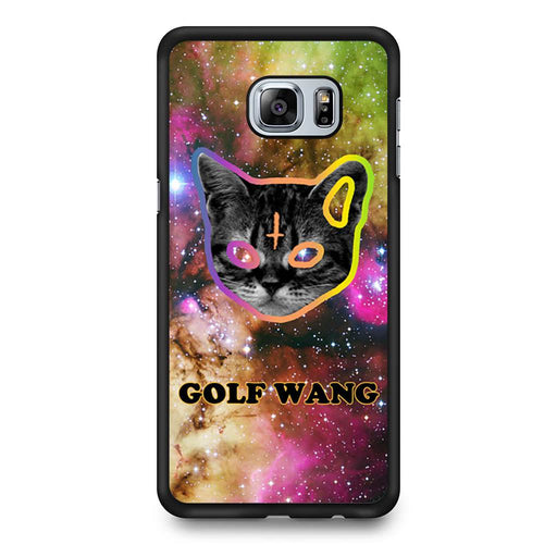 OFWGKTA Odd Future Wolf Gang Cat Samsung Galaxy S6 Edge+ case