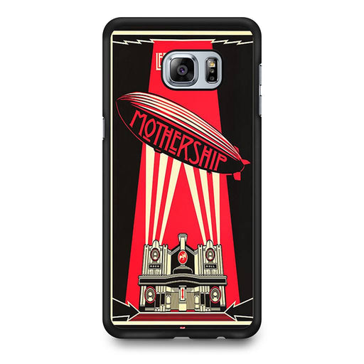 Led Zeppelin Mothership Samsung Galaxy S6 Edge+ case