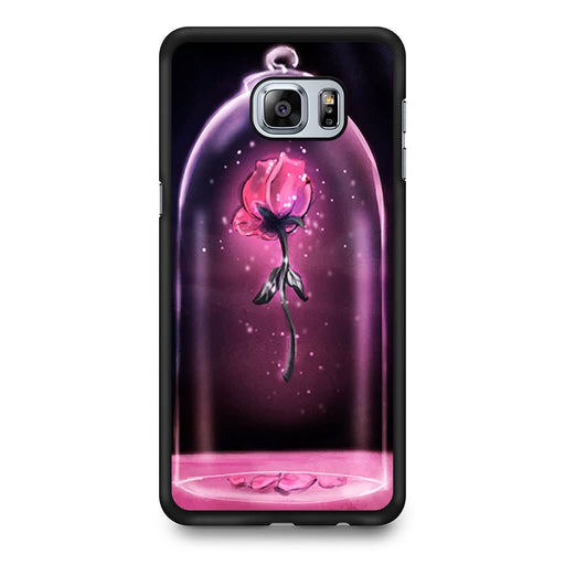 Rose Beauty and The Beast Samsung Galaxy S6 Edge+ case
