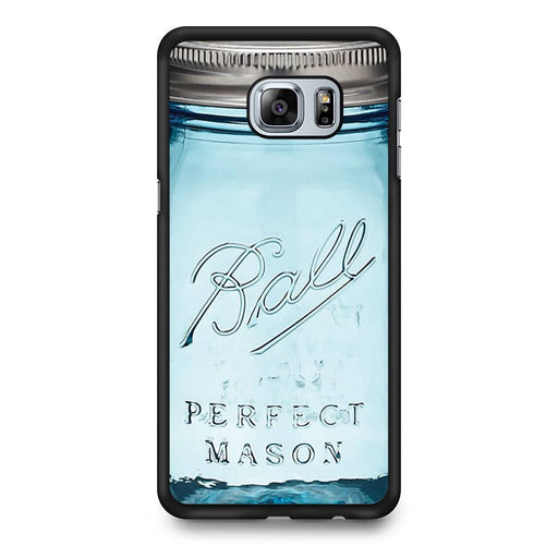 Mason Jar Samsung Galaxy S6 Edge+ case