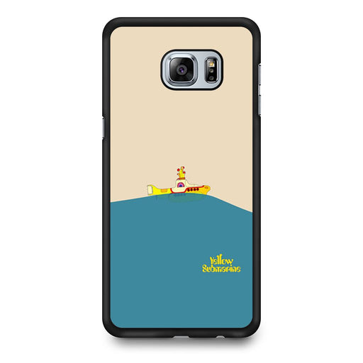 The Beatles Yellow Submarine Samsung Galaxy S6 Edge+ case