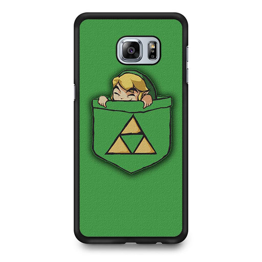 Zelda Pocket Link Samsung Galaxy S6 Edge+ case