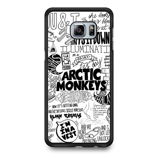 Arctic Monkeys Samsung Galaxy S6 Edge+ case