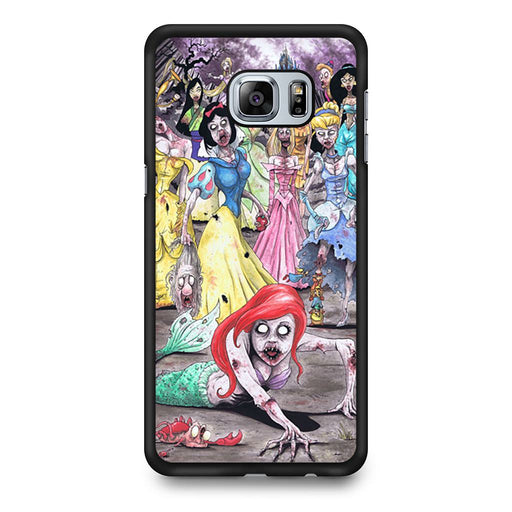 Zombie Princess Samsung Galaxy S6 Edge+ case