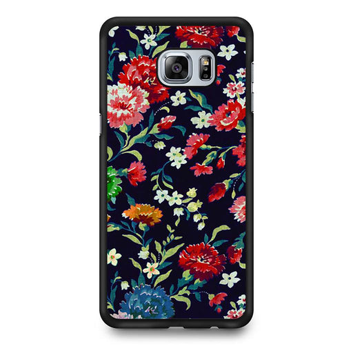Vampire Weekend Floral Pattern Samsung Galaxy S6 Edge+ case