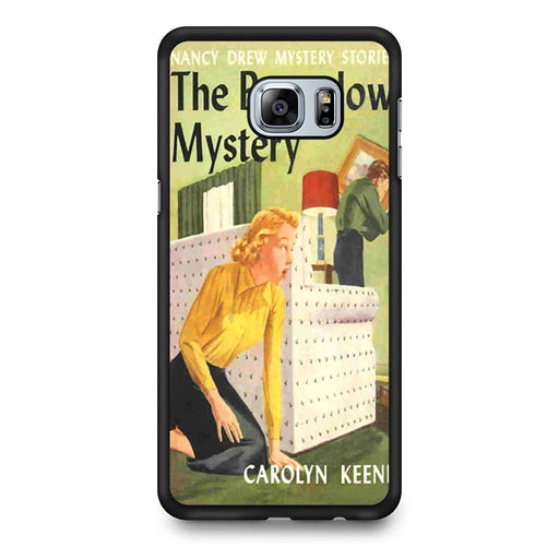 Retro Nancy Drew Samsung Galaxy S6 Edge+ case