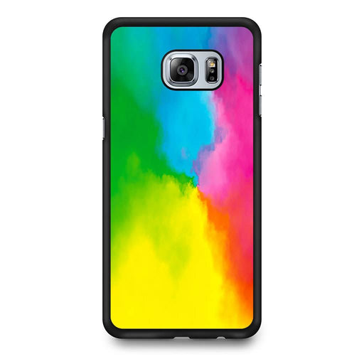 Rainbow Tie Dye Samsung Galaxy S6 Edge+ case