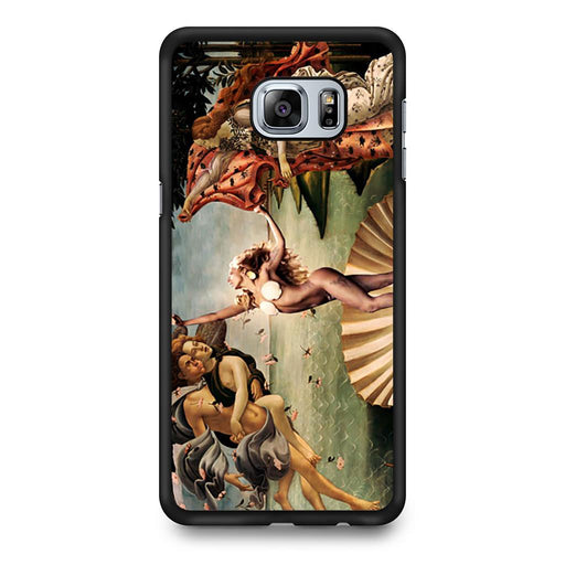 Venus Lady Gaga Painting Samsung Galaxy S6 Edge+ case