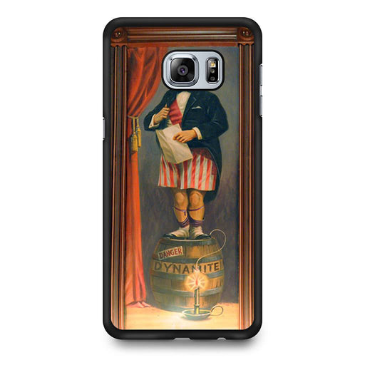 The Haunted Mansion Stretching Painting Dynamite Samsung Galaxy S6 Edge+ case