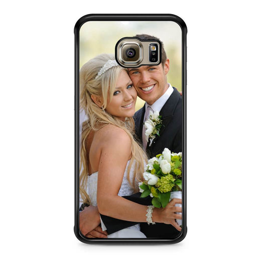 Personalized Photo Samsung Galaxy S6 Edge case