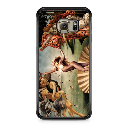 Venus Lady Gaga Painting Samsung Galaxy S6 Edge case