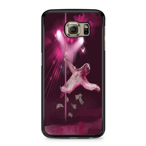 Sloth Stripper Samsung Galaxy S6 case