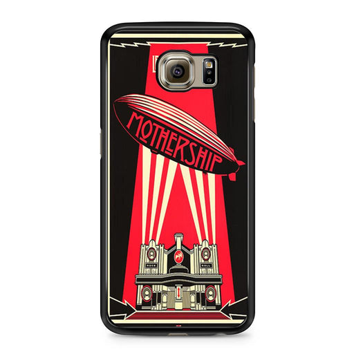 Led Zeppelin Mothership Samsung Galaxy S6 case