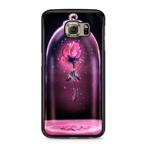 Rose Beauty and The Beast Samsung Galaxy S6 case