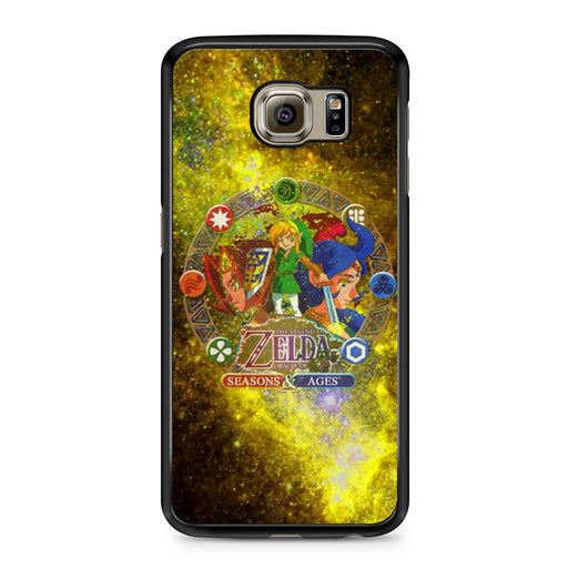 Zelda Seasons and Ages Samsung Galaxy S6 case