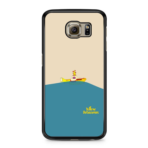 The Beatles Yellow Submarine Samsung Galaxy S6 case