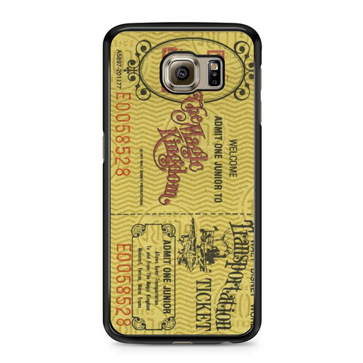 Transportation World Disney World Vintage Disneyland Samsung Galaxy S6 case