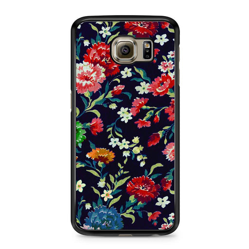 Vampire Weekend Floral Pattern Samsung Galaxy S6 case