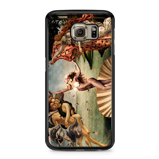Venus Lady Gaga Painting Samsung Galaxy S6 case