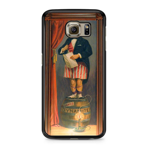 The Haunted Mansion Stretching Painting Dynamite Samsung Galaxy S6 case