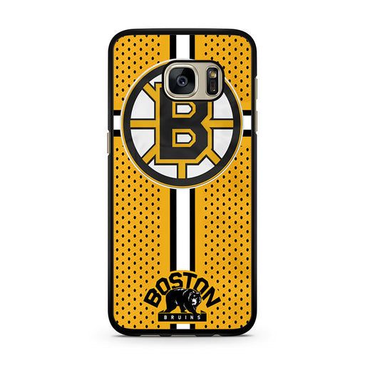 Custom Boston Bruins Hockey Samsung Galaxy S7 case