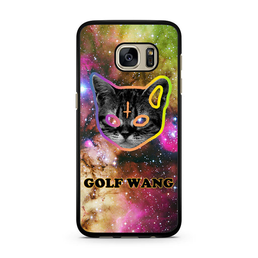 OFWGKTA Odd Future Wolf Gang Cat Samsung Galaxy S7 case