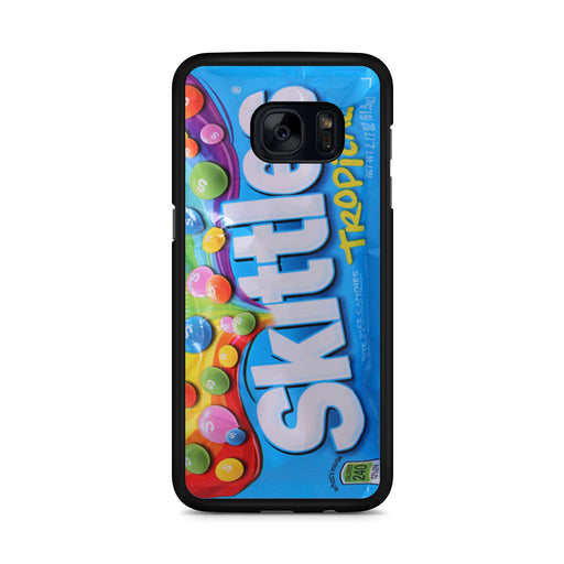 Skittles Tropical Samsung Galaxy S7 Edge case