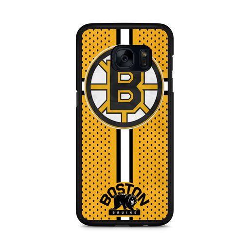 Custom Boston Bruins Hockey Samsung Galaxy S7 Edge case