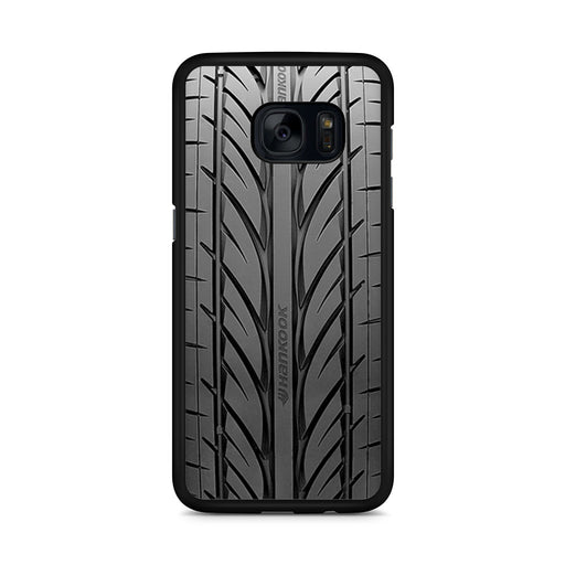 Tire Pattern Samsung Galaxy S7 Edge case