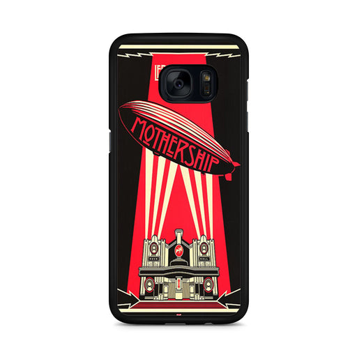 Led Zeppelin Mothership Samsung Galaxy S7 Edge case