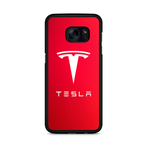 Tesla Motors Samsung Galaxy S7 Edge case