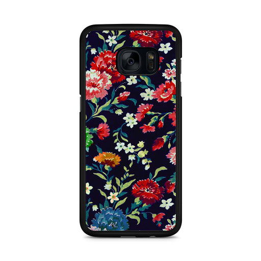 Vampire Weekend Floral Pattern Samsung Galaxy S7 Edge case