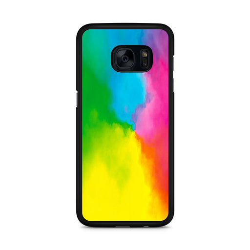 Rainbow Tie Dye Samsung Galaxy S7 Edge case
