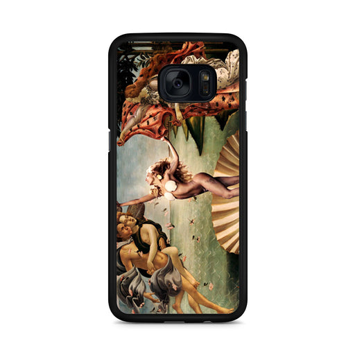Venus Lady Gaga Painting Samsung Galaxy S7 Edge case