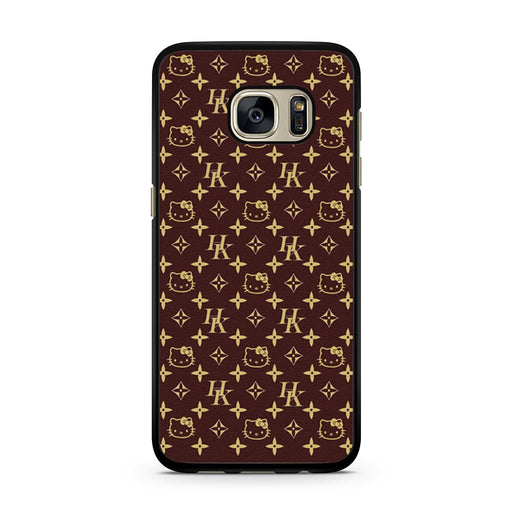 Louis Vuitton Hello Kitty Samsung Galaxy S7 case