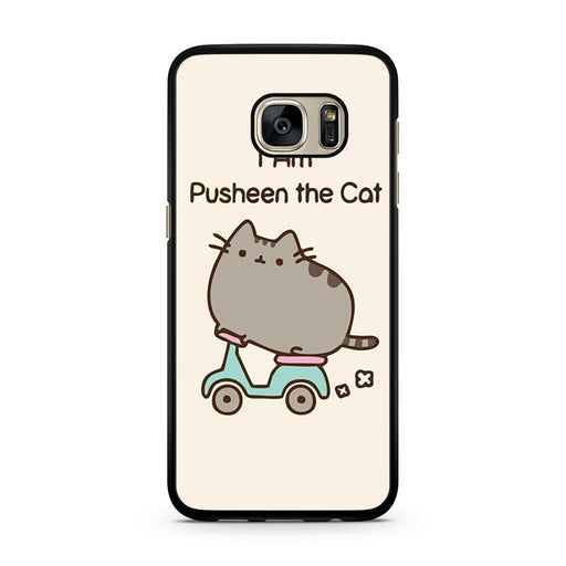I'm Pusheen The Cat Samsung Galaxy S7 case
