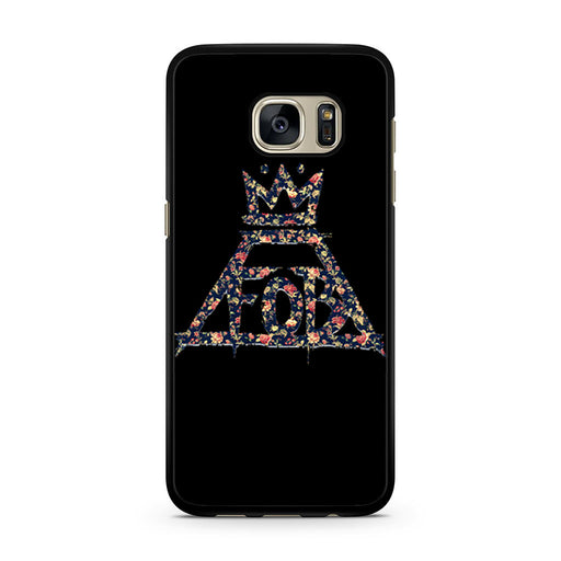Fall Out Boy Flower Samsung Galaxy S7 case