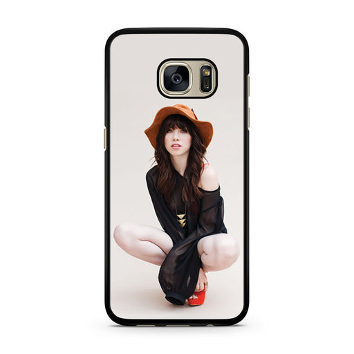 Carly Rae Jepsen Samsung Galaxy S7 case